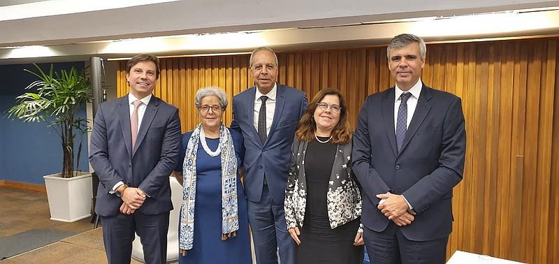 Pedro Capanema participa do Fórum de Relações Trabalhistas da Associação Brasileira de Recursos Humanos