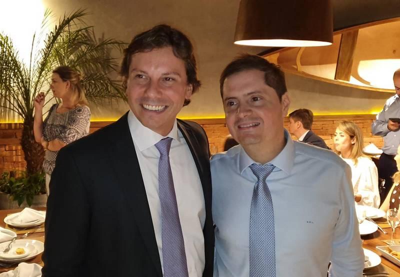 Dr. Pedro Capanema e Secretário Bruno Bianco