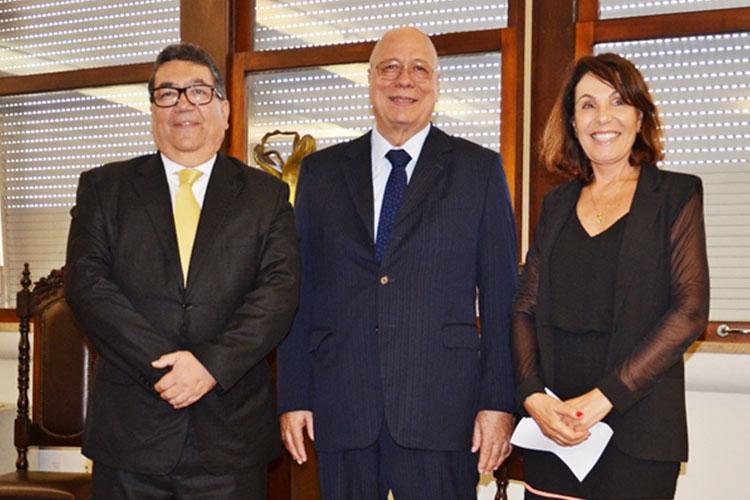 Novos desembargadores tomam posse no Tribunal Regional do Trabalho RJ - Capanema e Belmonte Advogados